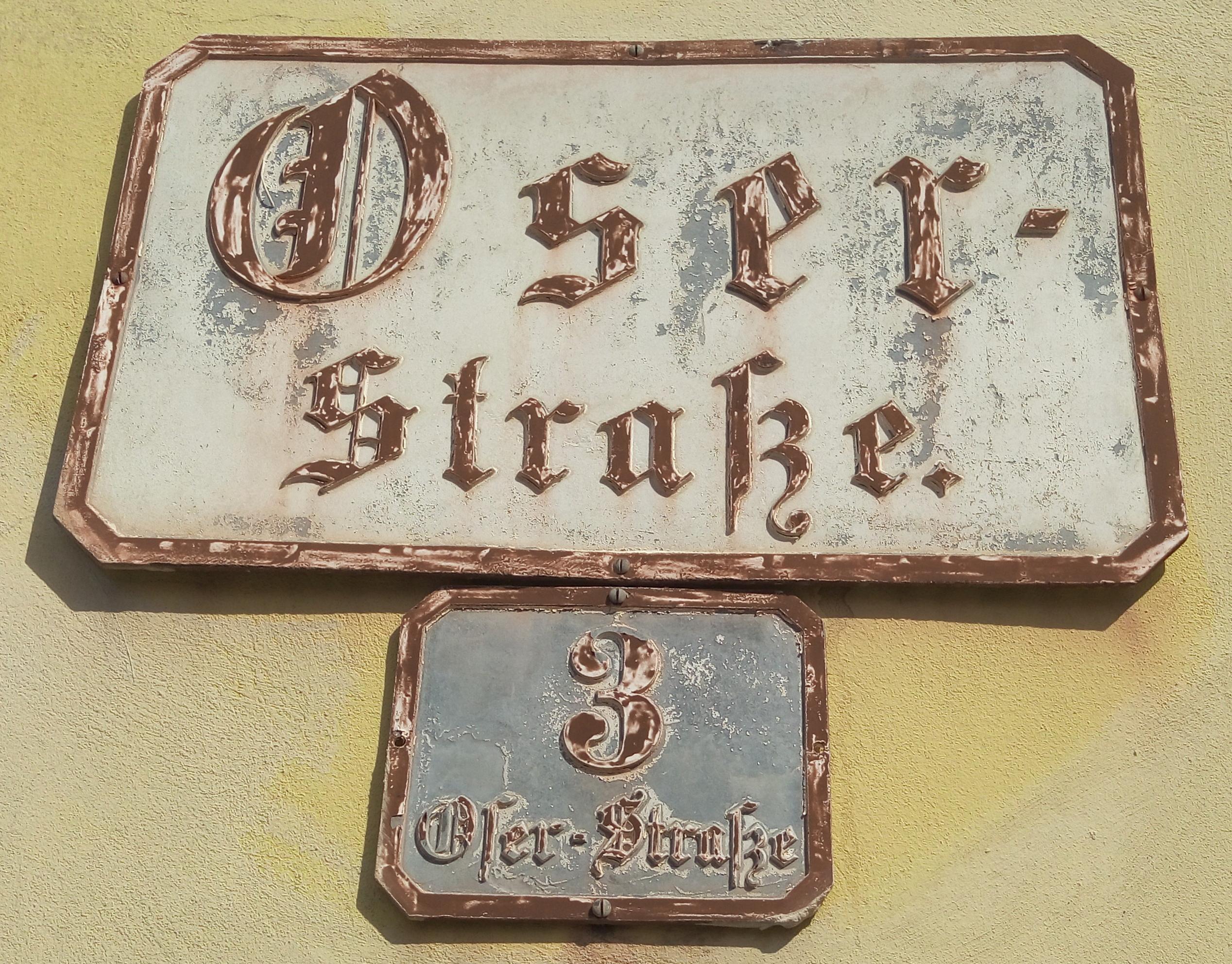 Oserstraße Mistelbach