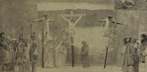 eibesthaler-passionsspiele-kreuzigung-1911