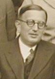 Bezirkshauptmann Dr. Kwizda 1932