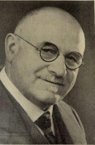 Ökonomierat Felix Roller (1871-1957)